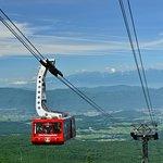 日本アルプスの絶景  Superb view of the Japan Alps!