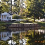 This is the CCC-era Visitor Center. Ranger Glass answered our many questions about the park.