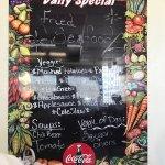 the specials board