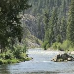 Middle Fork of the Salmon River Photo