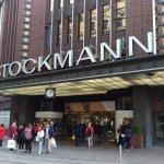 Hauptbahnhof Helsinki Foto
