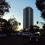 Park Regis at twilight
