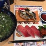 Foto de Sushi no Uotsune Sugamo
