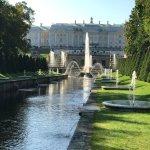 Peterhof - St Petersburg