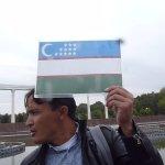 Bandiera uzbeka