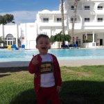 mon fils a été très HEUREUX........ GRAND MERCI