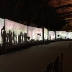 installation vidéo 'More Sweetly Play the Dance' (2015), William Kentridge