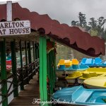 Carltons private boat house