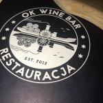 Very good wine bar and restaurant
