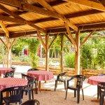 Restaurant, terrasse extérieure