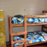 5 bed share/dorm room