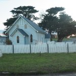 Quaint little church on the way to Colac for dinner