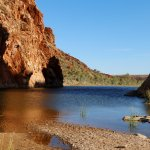 Photo of MacDonnell Ranges
