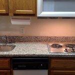 New granite with FULL kitchen!