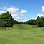 Hexham Golf Club has greens that amongst the best in the region