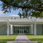 Exterior of the Menil Collection