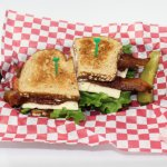 BLT @ the Guaranty Café