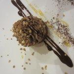 dessert au chocolat menu à 28 euros