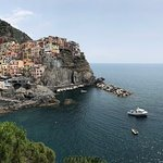 Best view in the Cinque Terre. Great drinks, food and staff.