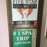 Foto de Five Star Salon And Spa