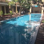 Foto de Hotel Santika Kuta Bali