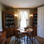 The pantry of the Mary Todd Lincoln House