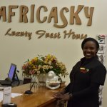 AfricaSky Guest House Photo