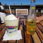 Key Lime Margarita & LandShark