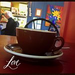 Always a lively cafe with great food and coffee, and friendly staff