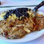 Milanesa Steak