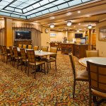 "The hotell has the largest breakfast area in Wooster-free ""hot"" deluxe breakfast with every stay"