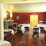 The Breakfast Room where you can relax and enjoy our famous homemade breakfast!