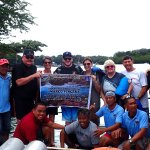 Our dive group ending a great 8 days of diivng!