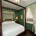 Our William Lee Room is a first floor room with a queen bed