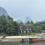 local village along the Li river