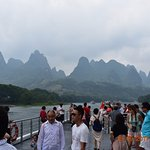 beauty from all angles along the Li river