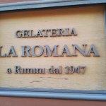 Foto de Gelateria La Romana