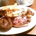 Porky platter