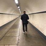 Photo de St. Anna's Tunnel / Pedestrians' Tunnel