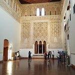 Interior de la Sinagoga.