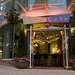 Show Case Restaurant & Bar Entrance