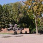 Photo of Park Named After Panfilov's 28 Guardsmen