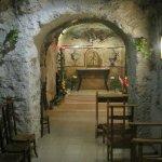 interior: Cave Church