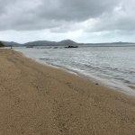 名蔵ビレッジから直ぐ近くのビーチです。