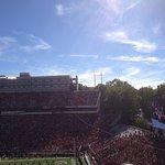 Bild från Sanford Stadium