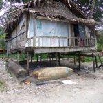 Moken(Sea Gipsy) House