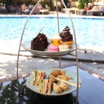 Rosso vivo Hi-tea, join us by our pool side and enjoy our hi tea set @ only 120k ++