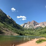 Photo of Maroon Bells