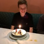 Our sons first visit for his birthday great food and brilliant staff went over and above to make