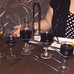 Red Wine Flight